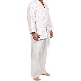 Фото 3 к товару Кимоно для карате Сombat Budo белое, размер - 190 см - уцененное*