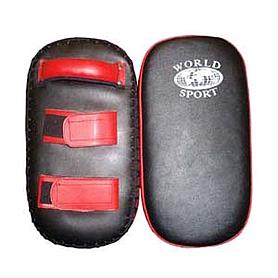 Макивара малая кожаная World Sport (1 шт)