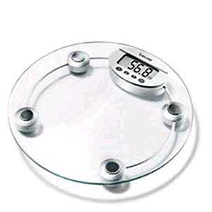 Весы электронные (стеклянные)