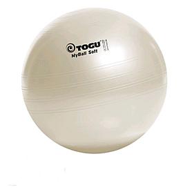 Мяч для фитнеса (фитбол) 55 см Togu MyBall серебряный