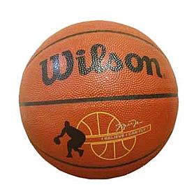 Фото 1 к товару Мяч баскетбольный (кожа) Wilson
