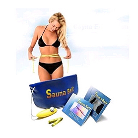 Фото 1 к товару Пояс для похудения Велформ Сауна Белт/Сауна Слим Белт.
