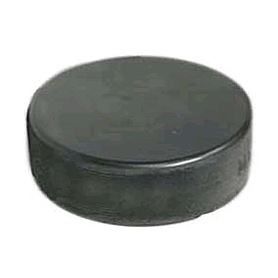 Шайба хоккейная 163 гр