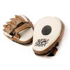 Лапы изогнутые Кобра кожаные World Sport (2 шт) - фото 1