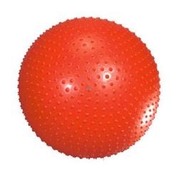 Мяч для фитнеса (фитбол) массажный 65 см Joerex