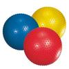 Мяч для фитнеса (фитбол) массажный 65 см Joerex - фото 2