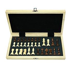 Шахматы в деревянной коробке