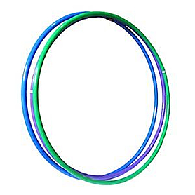 Обруч пластмассовый 50, 67, 70, 76 и 90 см