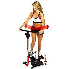Фото 2 к товару Тренажер универсальный Cardio Twister