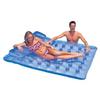 Матрас надувной пляжный широкий Intex 58895 (198х152 см) - фото 1
