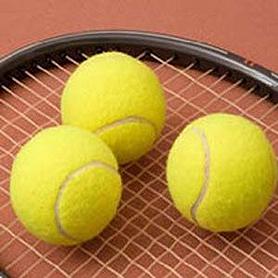 Фото 2 к товару Мячи для большого тенниса Joerex JR38 (3 шт)
