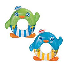 """Круг надувной """"Пингвин"""" Intex 59217 (81x67 см)"""