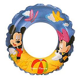 "Круг надувной ""Микки-Маус"" Intex 58247 (61х61 см)"