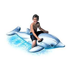 """Игрушка надувная """"Дельфин"""" Intex 58539 (201х76 см)"""