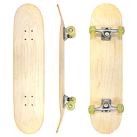 Скейтборд дерево канадский клен