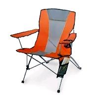 Кресло складное со спинкой