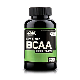 Фото 1 к товару Аминокомплекс Optimum Nutrition BCAA 1000 (200 капсул)