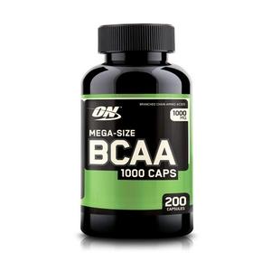 Аминокомплекс Optimum Nutrition BCAA 1000 (200 капсул)