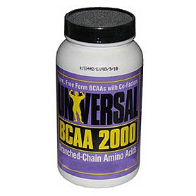 Аминокомплекс Universal BCAA 2000 (120 капсул)