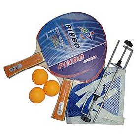 Фото 1 к товару Набор для настольного тенниса Pinbo - уцененный*