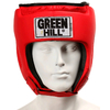 Шлем боксерский Green Hill Special красный - фото 2