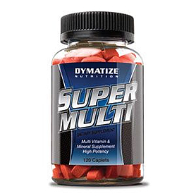 Комплекс витаминов Dymatize Super Multi Vitamin (120 капсул)