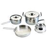 Набор стальной  посуды походный Кемпинг - фото 1