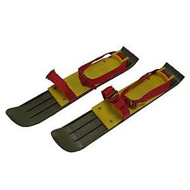Фото 2 к товару Лыжи мини с  ремнями 42 см