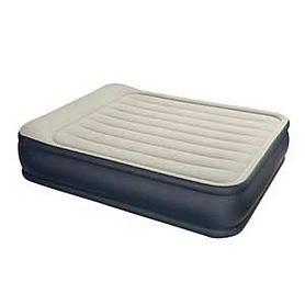 Кровать надувная двуспальная Intex 67736 (203х158х48 см)