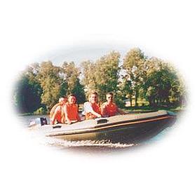 Фото 3 к товару Лодка надувная, сборная Storm 450