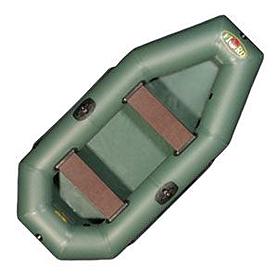 Фото 2 к товару Лодка портативная надувная Fisher 255