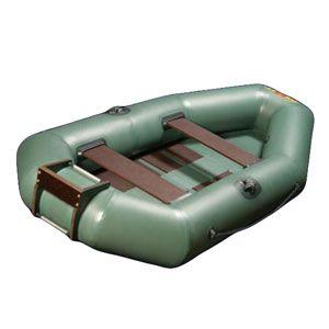 Лодка портативная надувная Fisher 255 tr