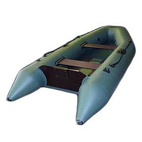 Фото 2 к товару Лодка портативная надувная Fisher 290 tr
