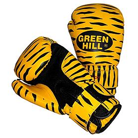 Фото 5 к товару Перчатки боксерские Green Hill Zebra
