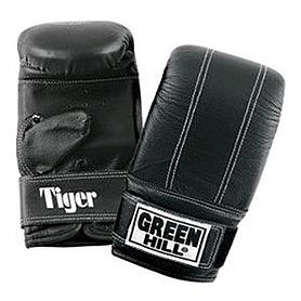 Перчатки снарядные Green Hill Tiger черные