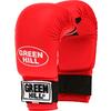 Накладки для карате Green Hill Cobra красные - фото 1