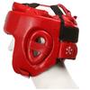 Шлем боксерский Green Hill Five Star (красный) - фото 3
