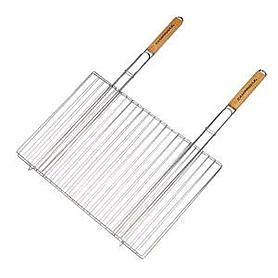 Фото 1 к товару Решетка для гриля двойная 48 x 27,5 см с двумя ручками Campingaz