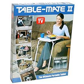 Фото 2 к товару Столик складной, переносной Table Mate II