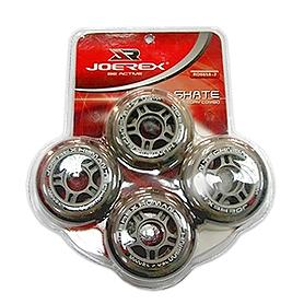 Фото 1 к товару Колеса для роликов Joerex 72х24 мм