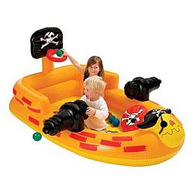 """Центр игровой """"Пиратский корабль"""" 48663 Intex"""