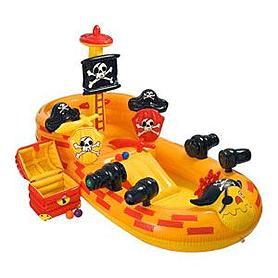 """Центр игровой """"Пиратский корабль"""" 57457 Intex"""