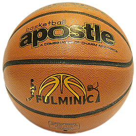 Фото 2 к товару Мяч баскетбольный (кожа) Joerex