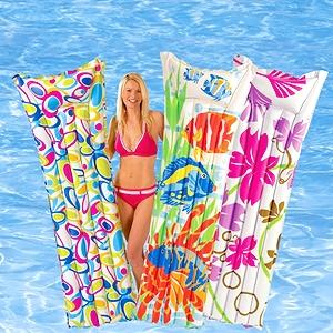 Матрас надувной пляжный Intex 59720 (183х69 см)
