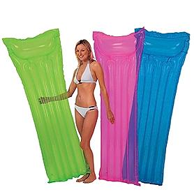 Фото 1 к товару Матрас надувной пляжный Intex 59702 (183х69 см)