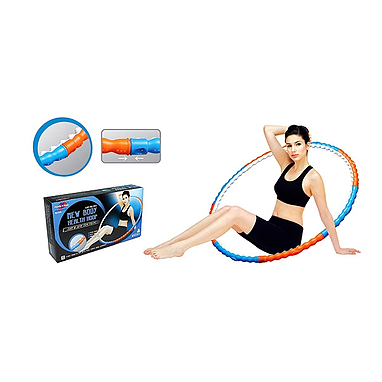 Обруч массажный New Body Health Hoop (1,1 кг)