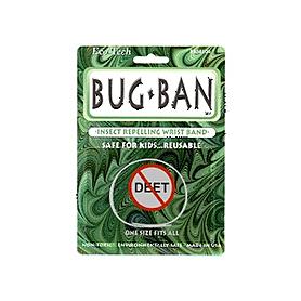 Браслет от комаров Bug Bun