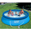 Бассейн надувной Intex 56422 (366x76 см) с фильтрующим насосом - фото 1