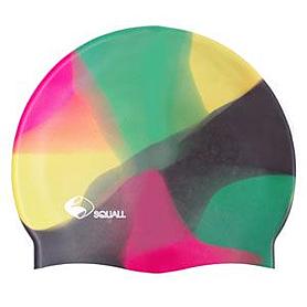 Фото 1 к товару Шапочка для плавания Squall и Spurt Multicolor