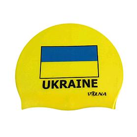 Шапочка для плавания Volna Ukraine Cap